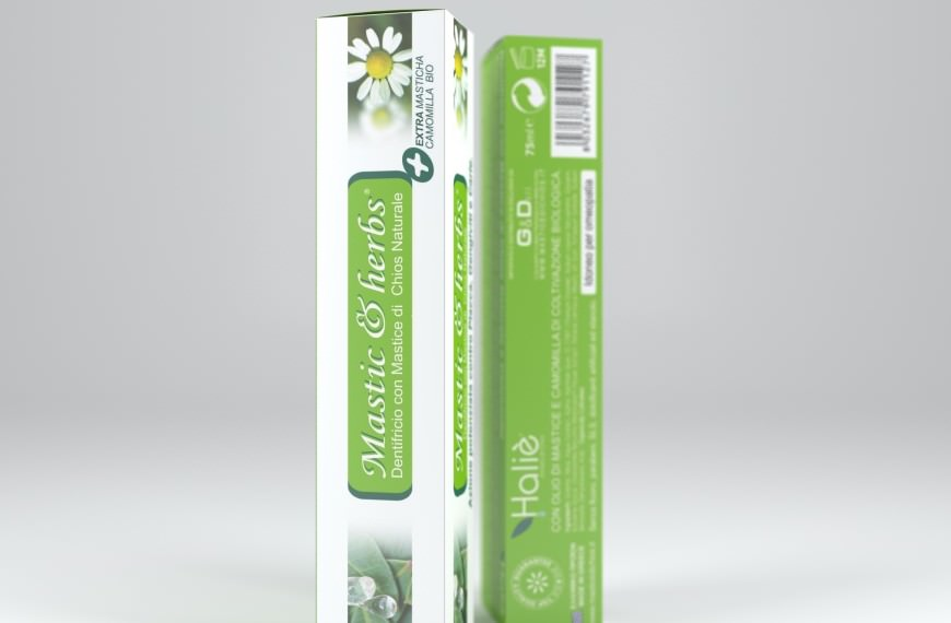 Dentifricio Camomilla - Greenscount