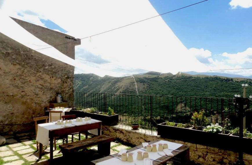 Offerta Sextantio 1 notte soggiorno Incantato in Abruzzo