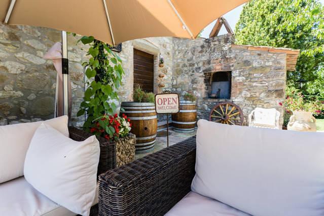 Todi: soggiorno in antico Mulino (alta stagione)