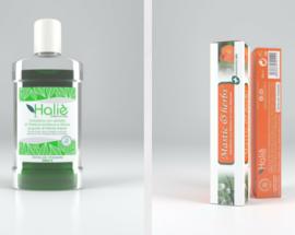 Collutorio + dentifrici naturali - Greenscount